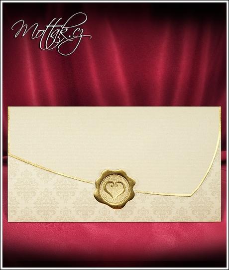 Svatební oznámení 2715 Mottak.cz s.r.o. - Obrázek č. 1