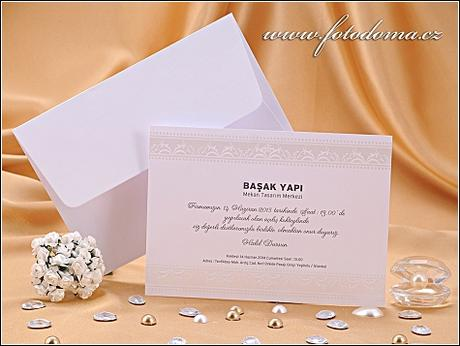 Svatební oznámení 0926 Mottak.cz s.r.o. - Obrázek č. 1