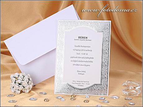 Svatební oznámení 0929 Mottak.cz s.r.o. - Obrázek č. 1