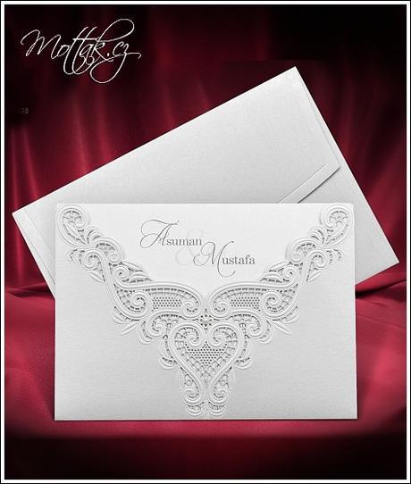 Svatební oznámení 3699 Mottak.cz s.r.o. - Obrázek č. 1