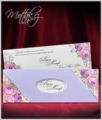 Svatební oznámení 5546 Mottak.cz s.r.o.,