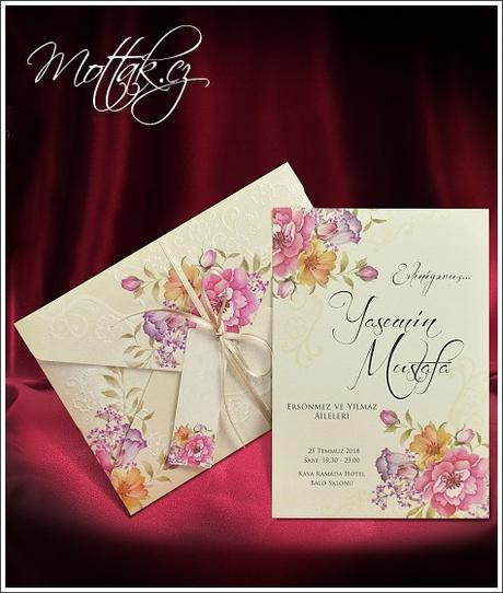 Svatební oznámení 5565 Mottak.cz s.r.o. - Obrázek č. 1