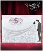 Svatební oznámení 5578 Mottak.cz s.r.o.,