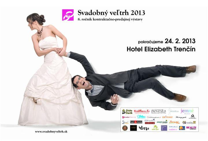 Svadobná výstava hotel Elizabeth****, Trenčín - Obrázok č. 1