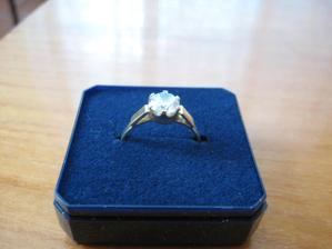 Moj kraaaaasny zasnubny prstienok