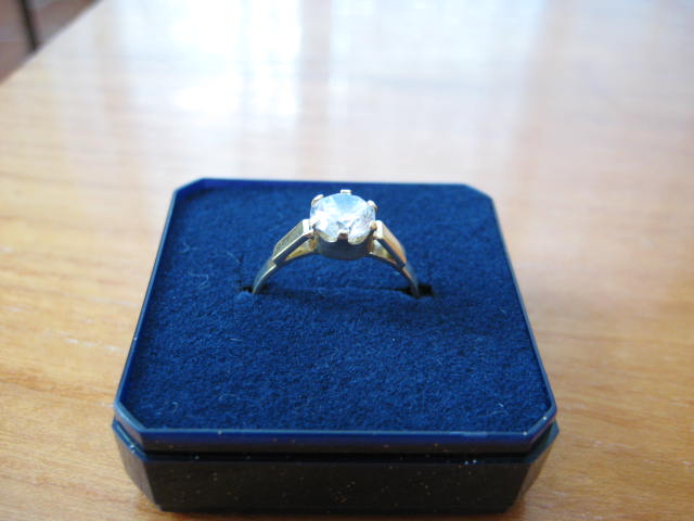 9.8.2008 - Moj kraaaaasny zasnubny prstienok