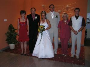 Manželíčkova nova rodinka