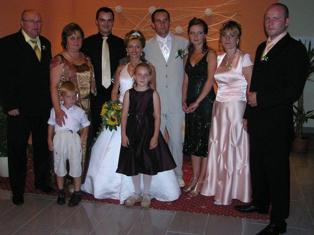 Silvia{{_AND_}}Marek - Moja nová rodinka