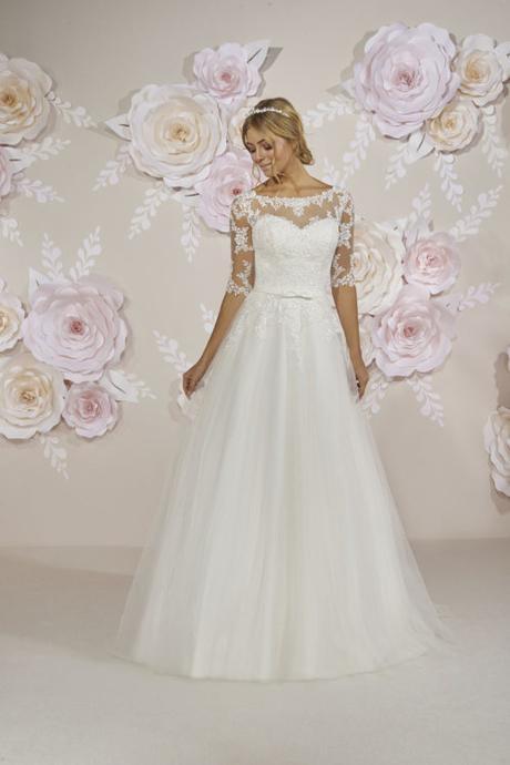 Daruji poukaz na výběr svatebních šatů - Obrázek č. 1