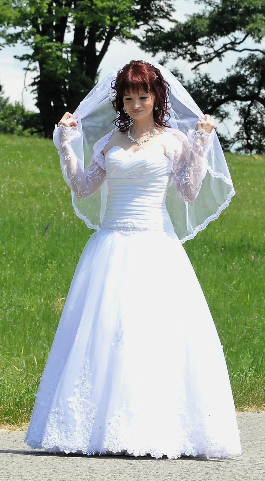 @zafi  prikladám foto svadobných... - Obrázok č. 1