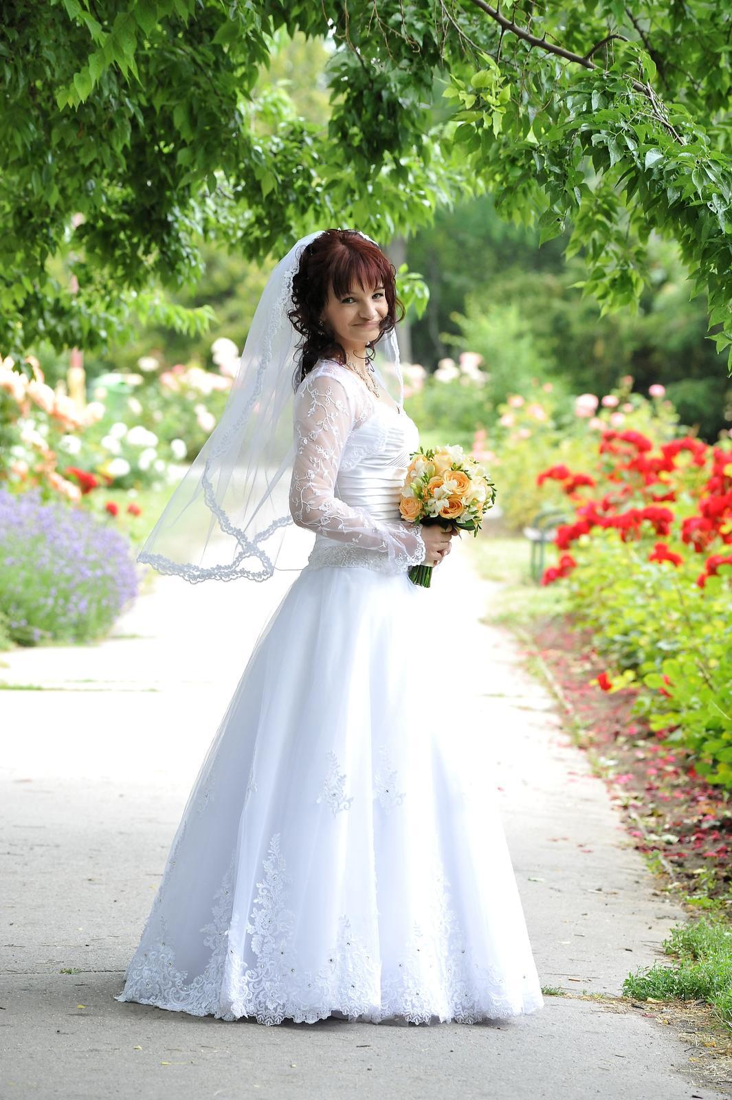 @zafi  prikladám foto svadobných... - Obrázok č. 2