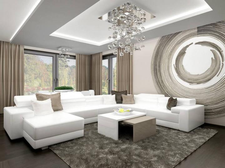 Krása a šarm moderných interiérov - Obrázok č. 107