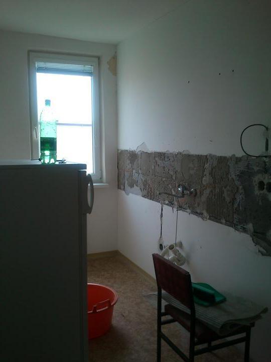 Moj bytik :))) - kuchyna