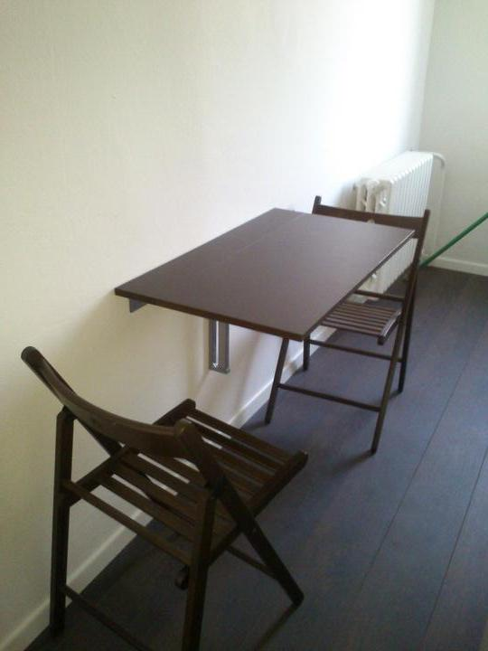 Moj bytik :))) - konecne aj kuchynsky stol :)