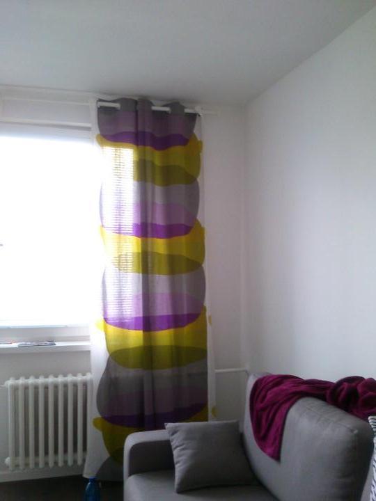 Moj bytik :))) - uz su aj zavesy