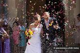 Naše svatební - letní, veselá, barevná :-)