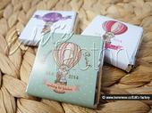 Čokoládka 5g série Vintage - různé barvy,