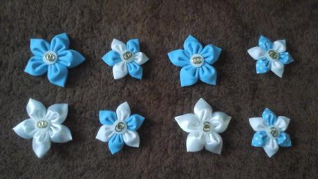 Dekoračné kvetinky - Obrázok č. 1
