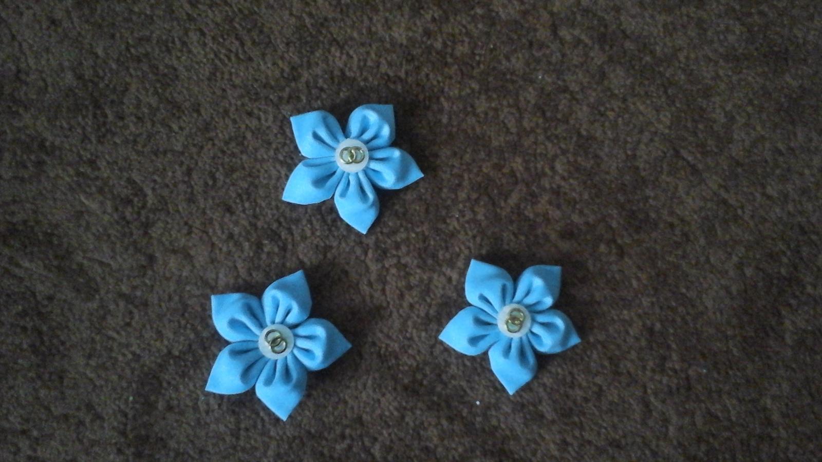 Dekoračné kvetinky - Obrázok č. 2