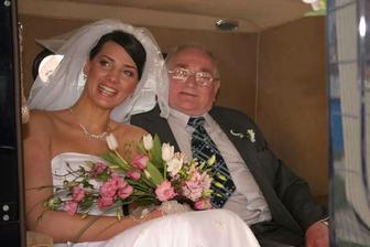 Nevěsta a dědeček