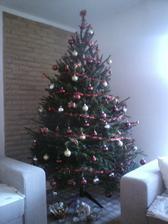 1. Vianočný srtomček