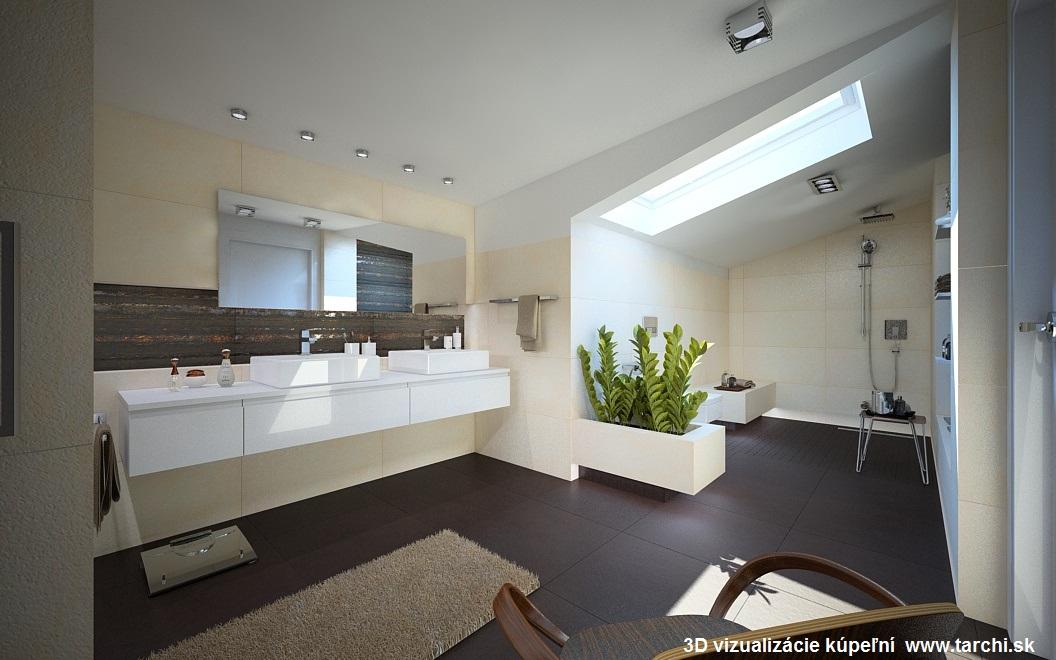 3D návrhy kúpeľní - 3D návrhy kúpeľní