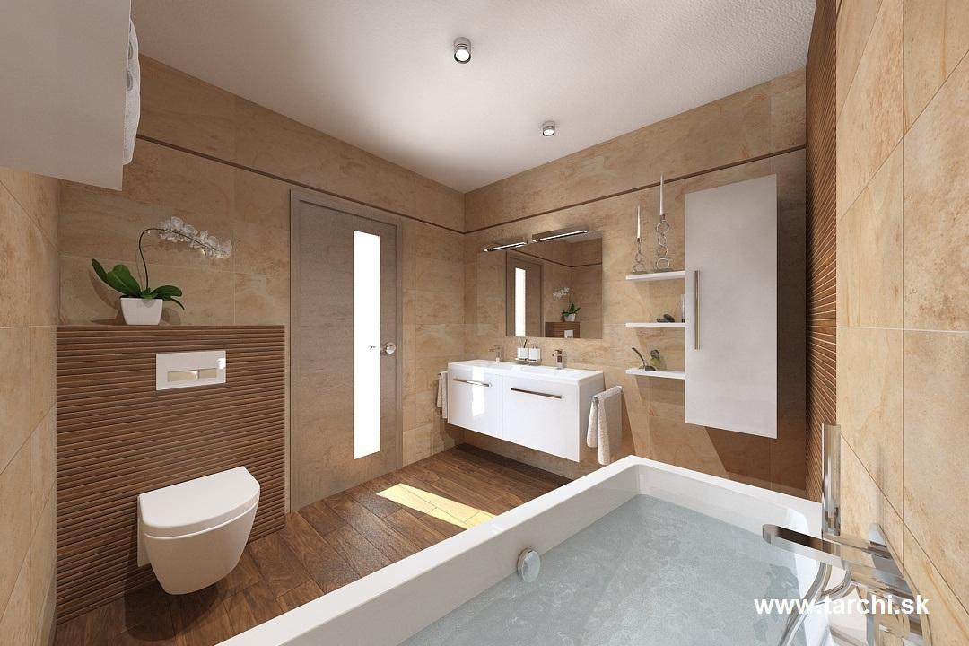 Návrh kúpeľne - Návrh kúpeľne
