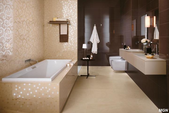 Moderne Kupelne Obklady Kúpeľne Moderné Obklady