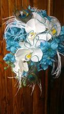kytice jedné z maminek