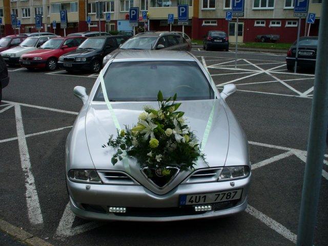 Výzdoba auta - Obrázek č. 44
