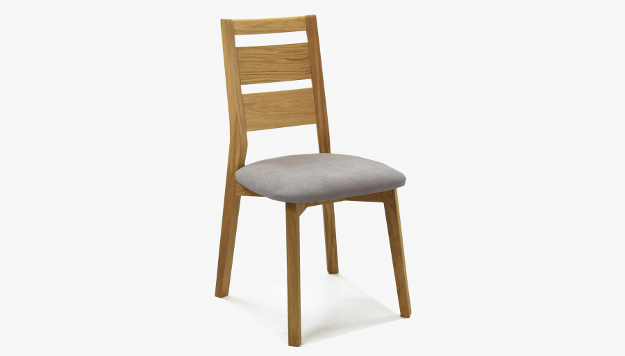 Židle - Nábytek Mirek Dobrý den, nemáte prosím někdo zkušenosti s židleme od Nábytek Mirek? Zvažujeme tyto, případně poradíte, které se hodí k jídelnímu stolu Dub Hamilton a černá kovová podnož? - Obrázek č. 1