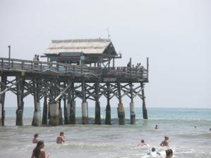 molo na Cocoa Beach