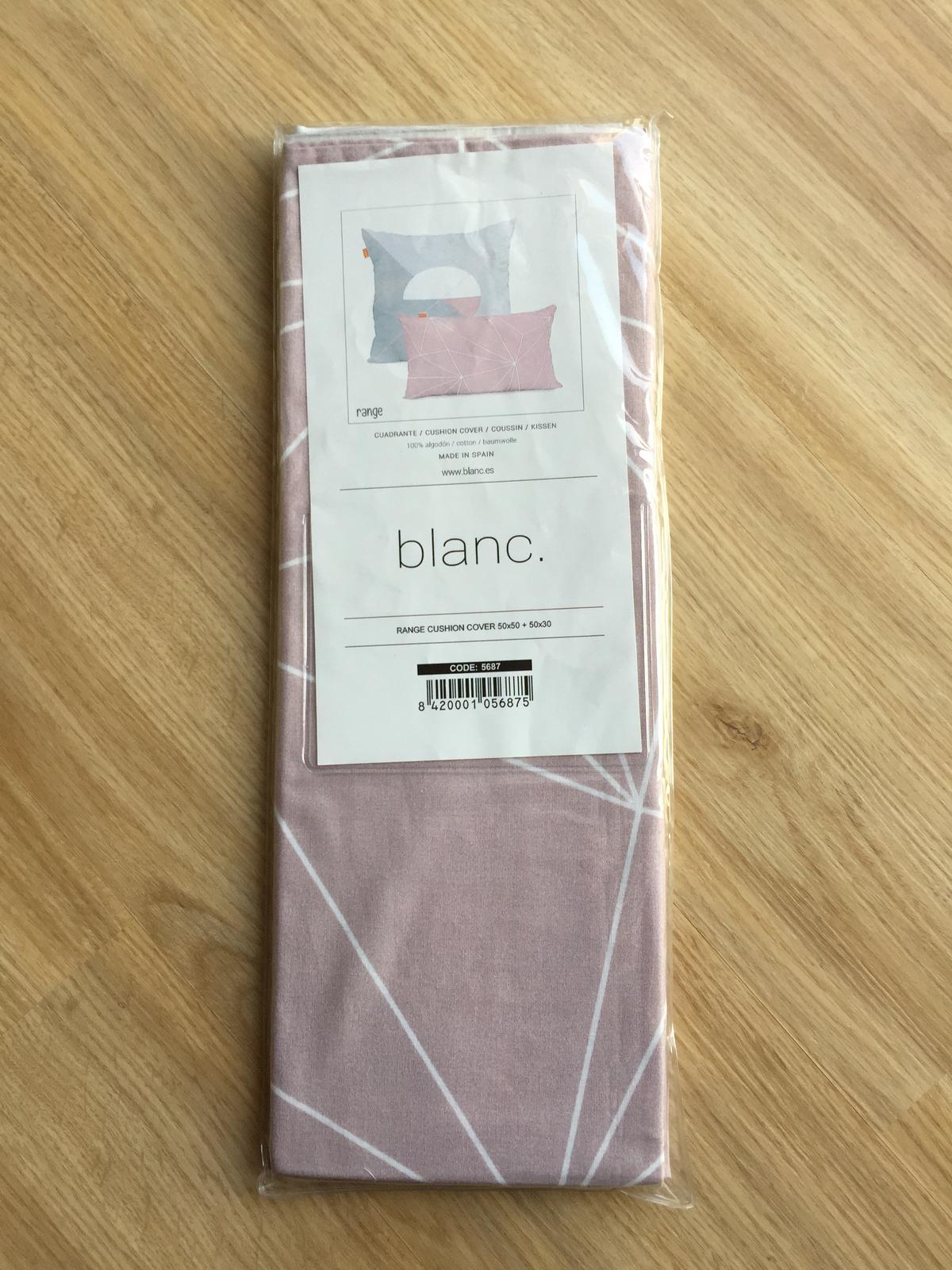 Sada 2 povlaků na polštář Blanc Range - Obrázek č. 2