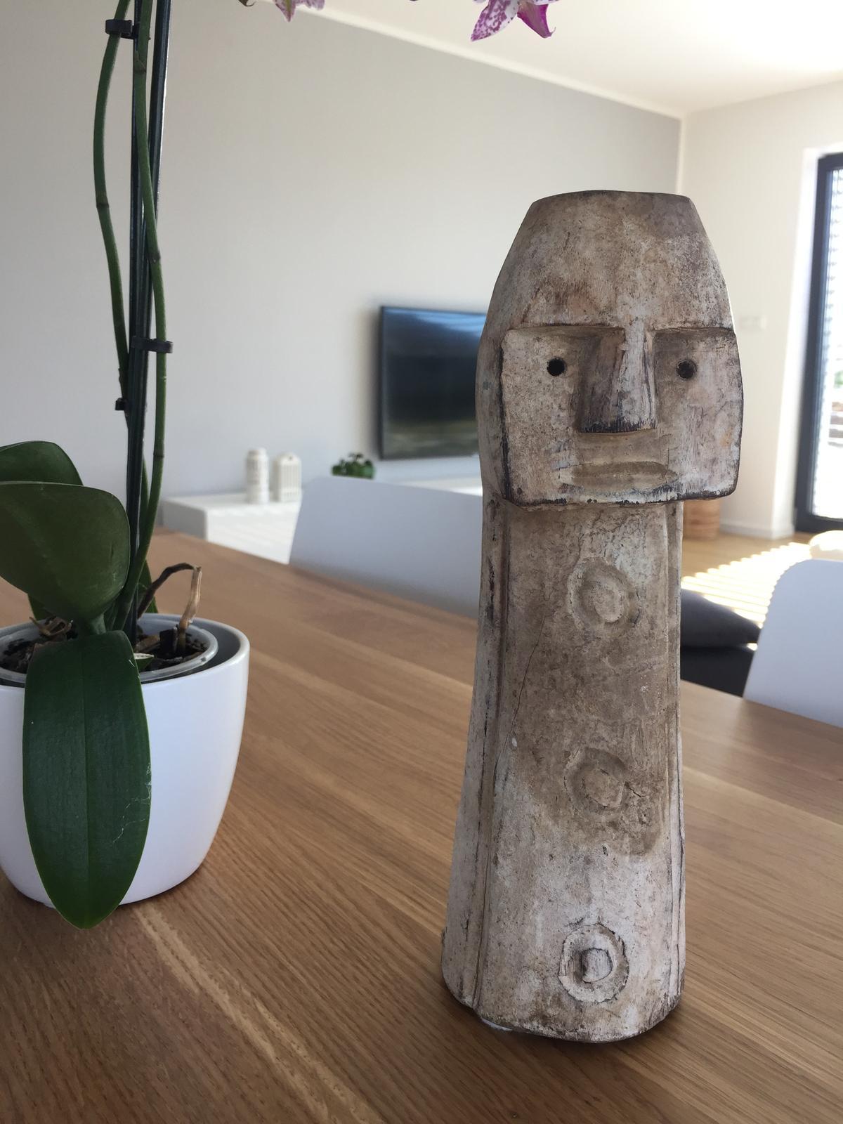 Dřevěná soška - Obrázek č. 3