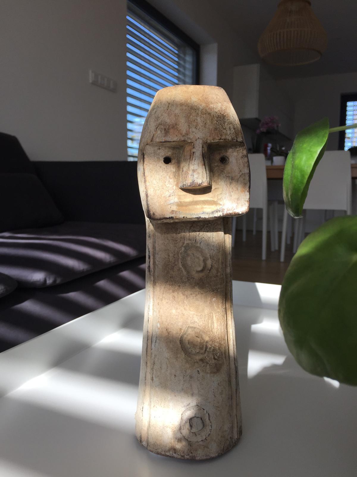 Dřevěná soška - Obrázek č. 4