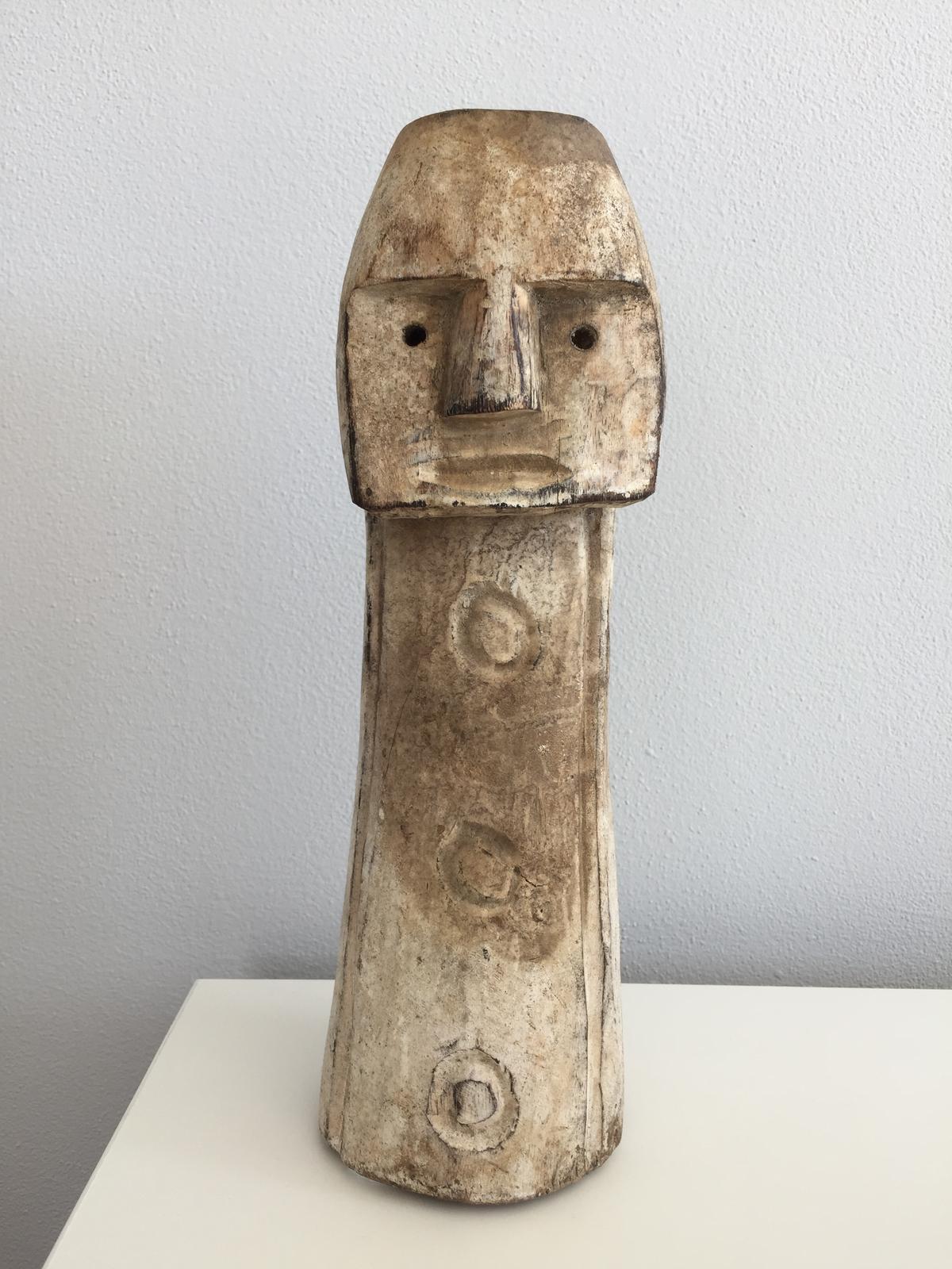 Dřevěná soška - Obrázek č. 1