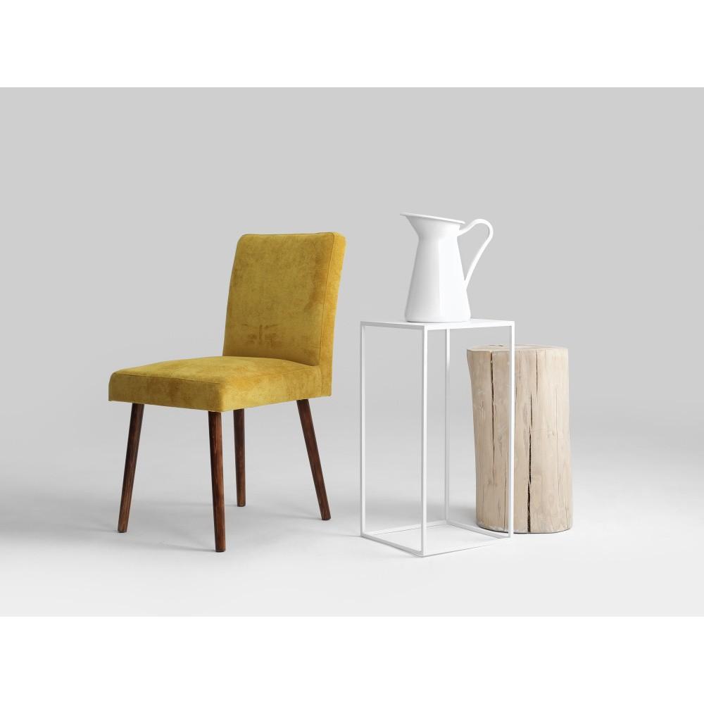 Bílý odkládací stolek - Obrázek č. 4