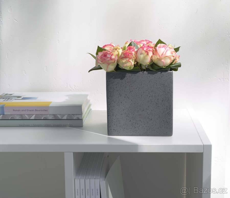 Vázy Quadro Lava (ASA Selections) - Obrázek č. 1