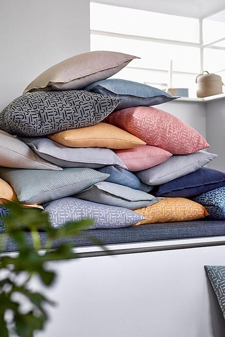 Povlaky na polštáře značky Esprit, mix - Obrázek č. 1