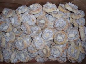 a ořechové koláčky...:)