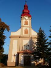 Kostol v Myslave,kde budeme sobášení