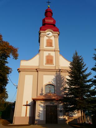 Jarka a Slavko prípravy na 20.06.09 - Kostol v Myslave,kde budeme sobášení