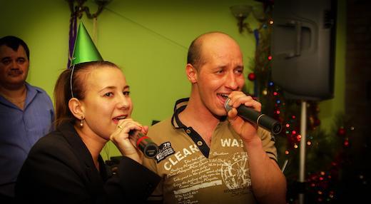 djkorytar - Silvestrovské karaoke RADIA MAX
