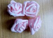 Umělé růžičky,