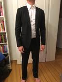 Pansky oblek Billtornade, 42