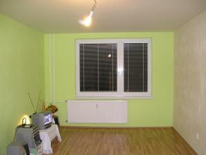 Provizórium obývačky