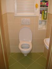 WC s umývadielkom