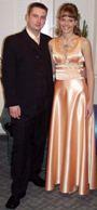 Ja a môj budúci manžel... :-))