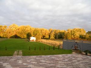 naša jesenná oáza pokoja...