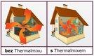Termoizolačná prísada THERMALMIX do 5l farby,